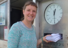 Hackney renters evict newly electedcouncillors!