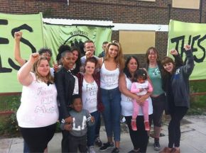 """Focus E15 victory: """"The beginning of the end for the housingcrisis"""""""