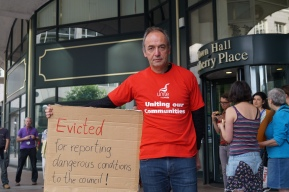 Is your MP supporting an end to revenge eviction?
