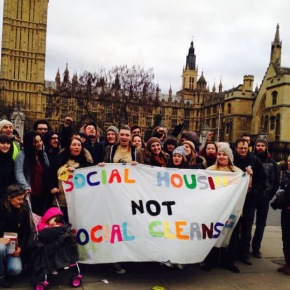 The Housing Bill: Legislation for the social cleansing of London